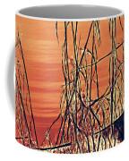 Winter Orange Coffee Mug