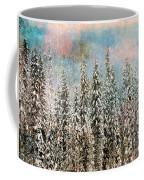 Winter Pastels Coffee Mug
