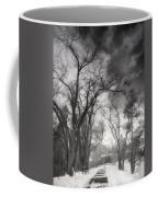 Winter Pathways Coffee Mug