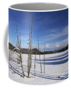 Winter Pond Coffee Mug