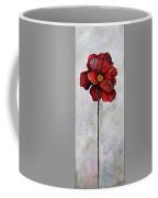 Winter Poppy II Coffee Mug
