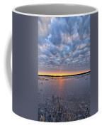 Winter Purple Coffee Mug