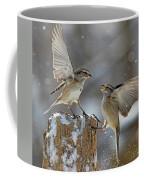 Winter Quarrel Coffee Mug
