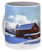 Winter Red 2010 Coffee Mug