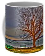 Winter Retreat Coffee Mug