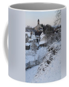Winter Scene In North Wales Coffee Mug