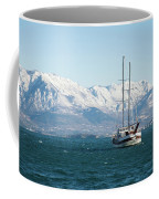 Winter Sea Coffee Mug