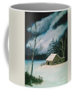 Winter Solitude Coffee Mug