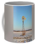 Winter Spins Coffee Mug
