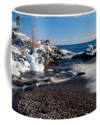 Winter Splash Coffee Mug