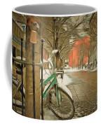 Winter Stockholm  Swiss  Coffee Mug