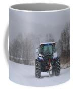 Winter Storm Jonas Coffee Mug