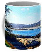 Winter Sun Along Annisquam River Coffee Mug