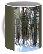 Winter Sun Coffee Mug