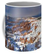 Winter Sunrise Bryce Canyon National Park Utah Coffee Mug