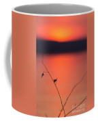 Winter Sunset II Coffee Mug