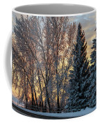 Winter Colors. Coffee Mug