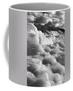 Winter Texture Coffee Mug