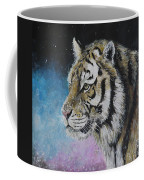 Winter Tiger Coffee Mug