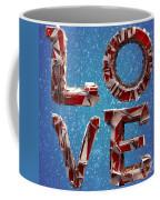 Winter Time Love Coffee Mug