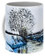 Winter Time Coffee Mug