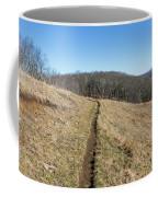 Winter Trail - December 7, 2016 Coffee Mug