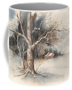 Winter Tree Coffee Mug