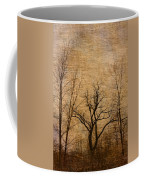 Winter Trees In The Bottomlands 2 Coffee Mug