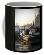 Winter Tugs Coffee Mug