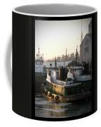 Winter Tugs Coffee Mug