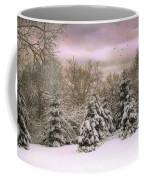 Winter Twilight Coffee Mug