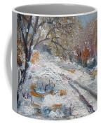 Winter I Coffee Mug