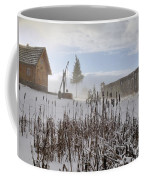 Winter Village Coffee Mug