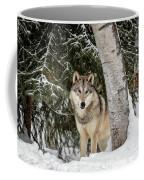 Winter Visitor Coffee Mug