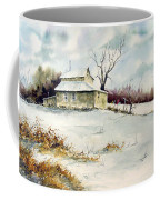 Winter Washday Coffee Mug