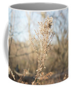 Winter Weeds Coffee Mug