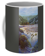 Winter Wheat Coffee Mug
