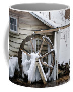 Winter Wheel Coffee Mug