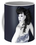 Winter Whisper - Self Portrait Coffee Mug