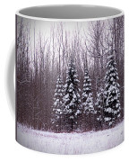 Winter White Magic Coffee Mug