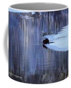 Winter Wildlife In New England Coffee Mug