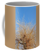 Winter Willow Coffee Mug