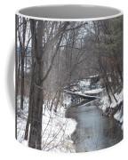 Winter Winding Down Coffee Mug