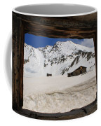 Winter Window View Coffee Mug