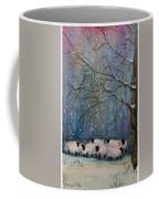 Winter Wool  Coffee Mug