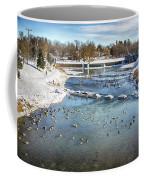 Wintering Geese Coffee Mug