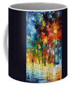 Winter's Chill Wind Coffee Mug