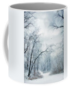 Winter's Cloak Coffee Mug