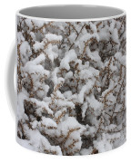 Winter's Contrast Coffee Mug