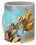 Winters Day Desert Yucca Coffee Mug
